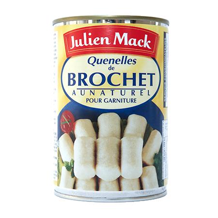 Petites Quenelles De Brochet Au Naturel Julien Mack 1 2 Julien Mack